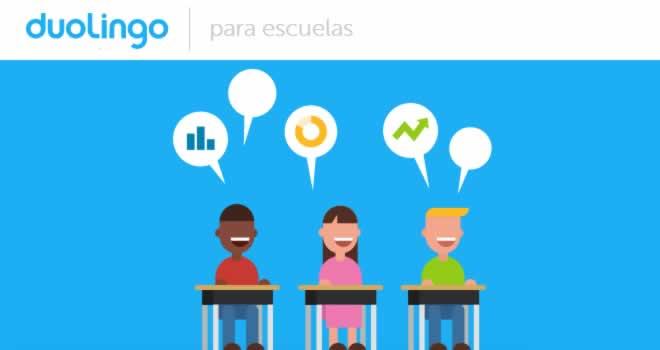Duolingo para Escuelas